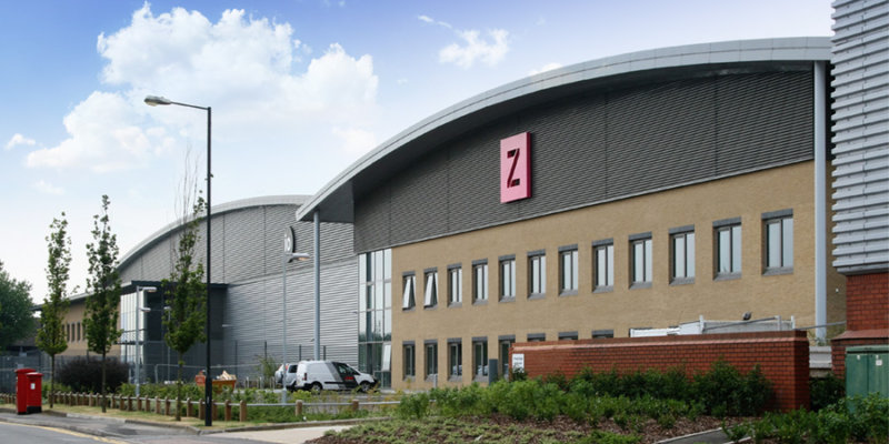 Zenium Slough data centre