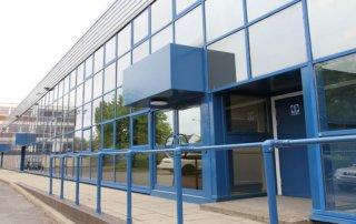 LDex1 data centre London