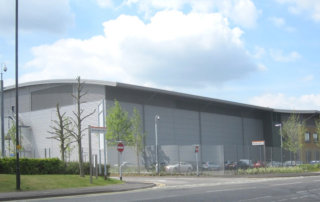 Equinix LD5 Slough data centre