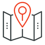 Colo-X data centre map icon