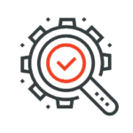Colo-X data centre search icon