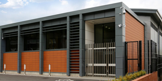 Aegis Godalming data centre