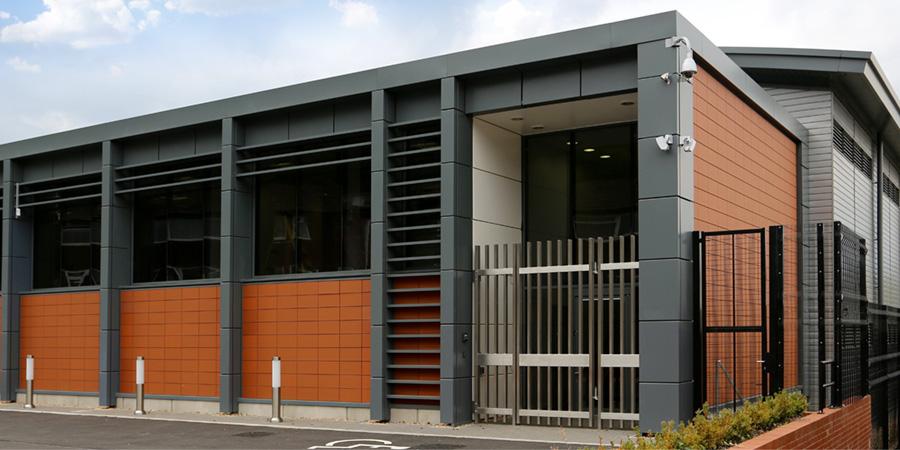 Aegis Godalming data centre