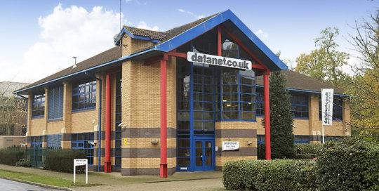 Datanet Fleet data centre