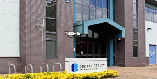 Digital Realty Redhill data centre
