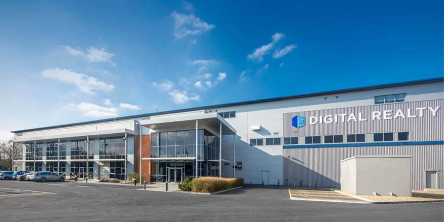 Digital Realty Woking data centre