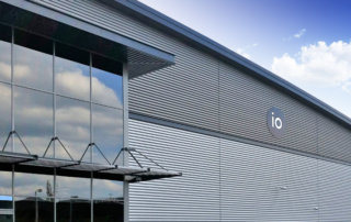 io Slough data centre