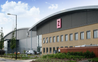 Zenium Slough data centre