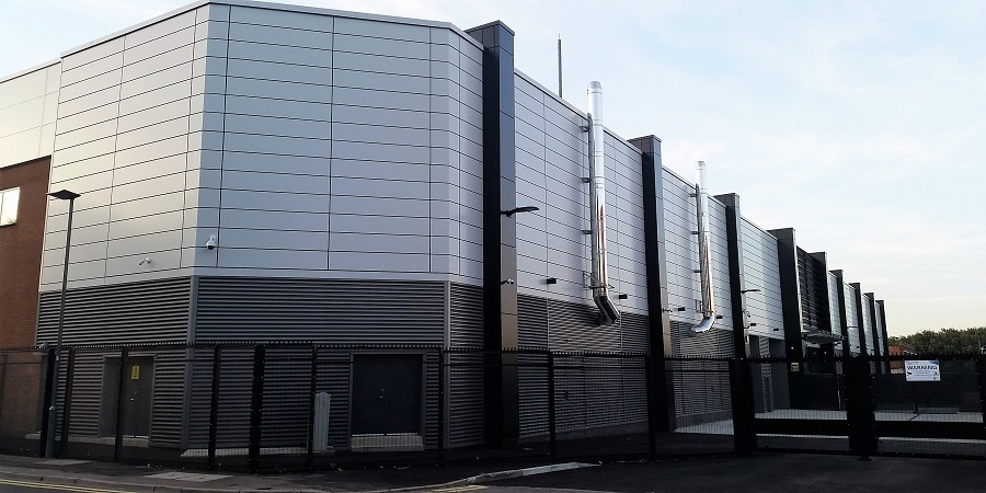 Pure Data Centre Birmingham