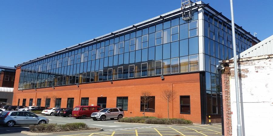 Aimes Liverpool data centre