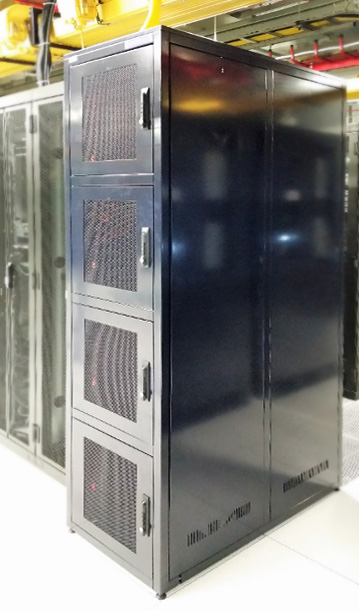 Quarter rack cabinet in Equinix LD5, Slough