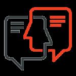 Colo-X call-request icon